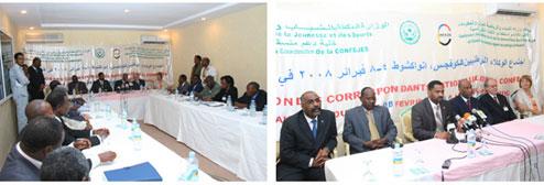 Ouverture officielle à Nouakchott (Mauritanie) de la session de formation des correspondants nationaux