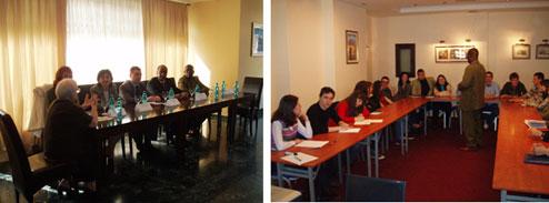 Formation en entreprenariat des jeunes et cadres de l'Europe de l'est