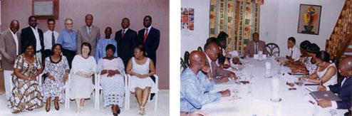 Ouverture à Saly Portudal du séminaire préparatoire à la participation de la CONFEJES aux travaux du 10ème Congrès Mondial du Loisir
