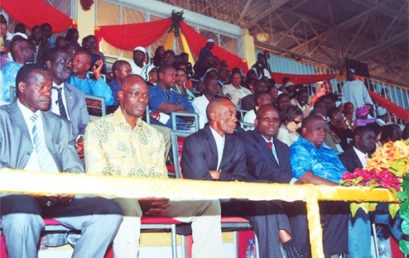 Meeting Grand Prix IAAF d'Athlétisme de Dakar