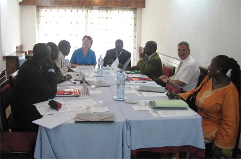 Elaboration d'un guide de formation de formateurs en gestion des infrastructures de jeunesse