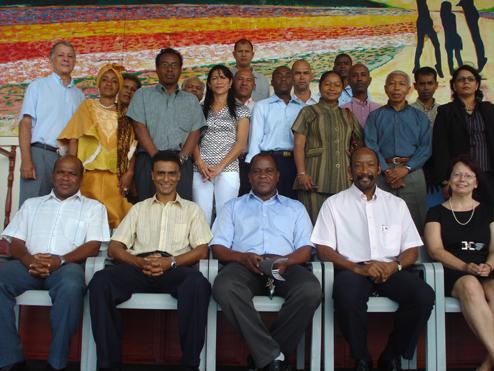 Séminaire sur l'ingénierie de la formation et de l'approche par compétences (27-31 juillet 2009, Victoria–Mahé, Seychelles)