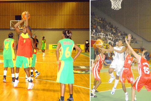 Coupe d'Afrique des Nations de Basket Féminin 2009