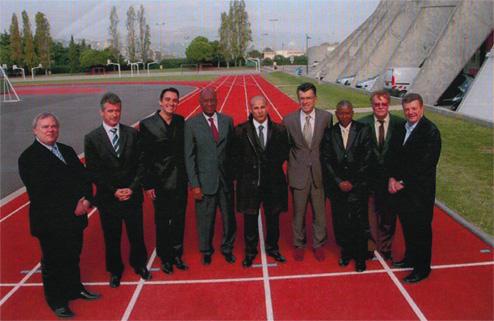 Mission d'évaluation des candidatures à l'organisation des 7èmes Jeux de la Francophonie