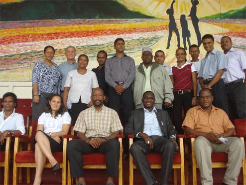 Séminaire de formation et de perfectionnement de Coordonnateurs nationaux du FIJ et Réunion de Concertation