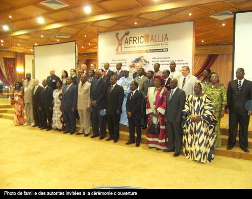 Forum Ouest-Africain de Développement des Entreprises (Africallia)
