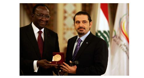 L'OIF rend hommage au Liban