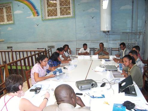 Séminaire de formation de formateurs en animation et gestion des activistes en vue de promouvoir la culture de la paix et la citoyenneté