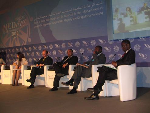 Participation de la CONFEJES à MEDays 2010