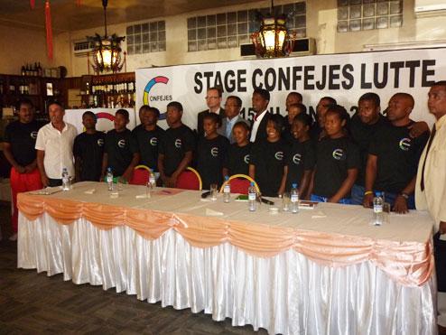 Club CONFEJES Lutte Olympique