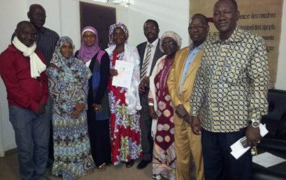 Départ à la retraite de Madame Aissatou Nafy Coly