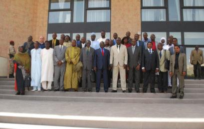 Formation de formateurs en gestion des infrastructures de jeunesse
