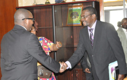 Mission en RDC pour la 35ème Conférence ministérielle de la CONFEJES