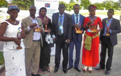 Concours d'Excellence de la Meilleure Entreprise Jeune de l'année 2015