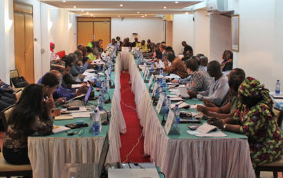 Réunion des experts de la 35ème session ministérielle de la CONFEJES