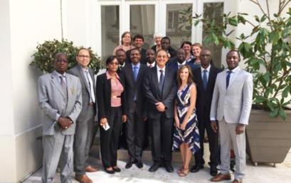 Participation de la CONFEJES  aux réunions du Comité de pilotage et des Experts  de l'OIF