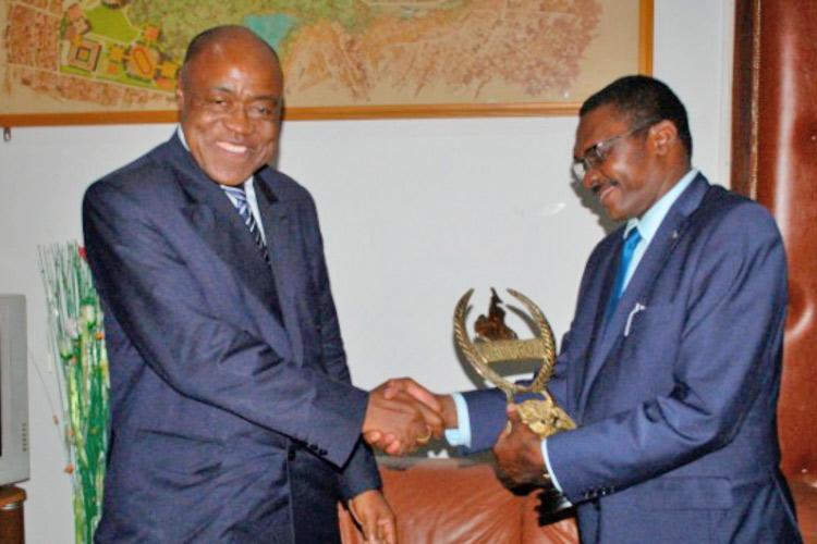 Audiences avec les Premiers Ministres du Burkina Faso, du Cameroun et du Niger