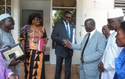 Préparation de la 12ème Réunion du Bureau de la CONFEJES à Bamako