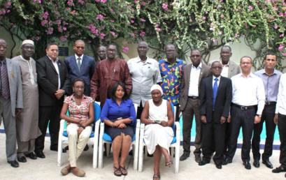 Validation du guide et du manuel du Programme de Promotion de l'Entrepreneuriat des Jeunes (PPEJ)