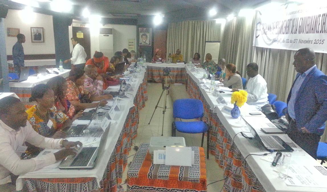 Atelier sur les bonnes pratiques en matière de politiques Jeunesse, Sport et Loisirs