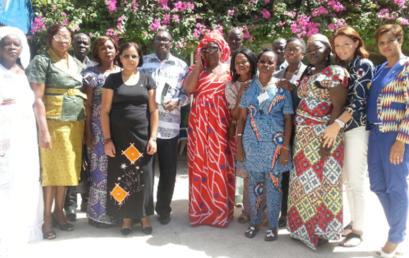 Session du Bureau international du GTCF