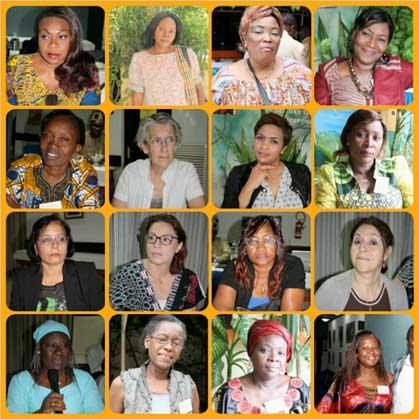 Renforcement des Capacités des femmes en leadership et entrepreunariat