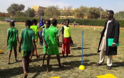 Formation des Instituteurs sur le Kid's Athletics pour la Relance de l'EPS à l'école