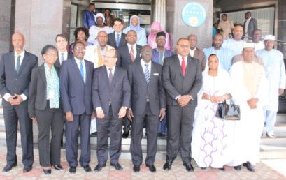 12èmeréunion du bureau de la CONFEJES:37 décisions importantes à Bamako