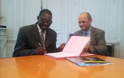 Renouvellement du partenariat Convention AIMF/CONFEJES