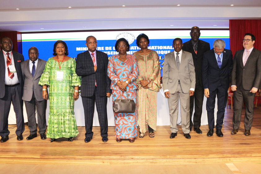 Participation de la CONFEJES au Forum Régional Afrique Centrale