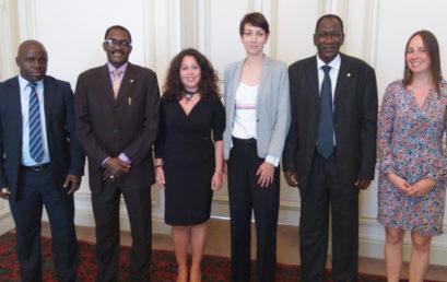 Optimisation de la coopération francophone : le Secrétaire général de la CONFEJES porte le plaidoyer au cabinet du Ministre français
