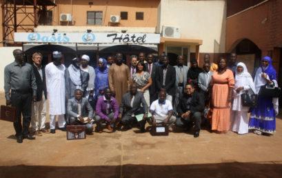 Niamey (Niger) accueille la session 2016 du CTSO/PPEJ