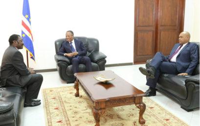 Le Premier Ministre du Cap-Vert reçoit en audience le Secrétaire général de la CONFEJES