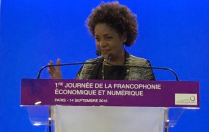 Le Secrétaire général de la CONFEJES participe à la 1ère Journée de la Francophonie Economique et Numérique