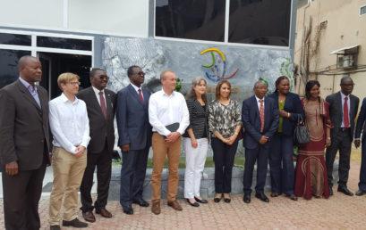Réunion du Comité d'Orientation  des Jeux de la Francophonie