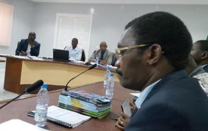 """Participation au panel sur le """"Développement du sport dans le cadre du Sénégal émergent"""""""