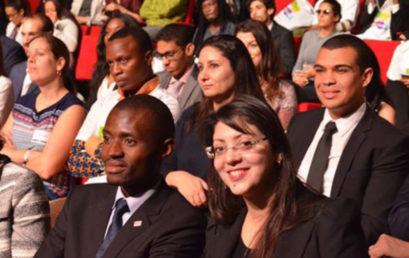 La CONFEJES à la Conférenceinternationale des jeunes francophones à Paris