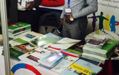 La CONFEJES à la triennale de l'Education et de la Formation en Afrique