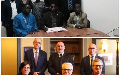 Entente de coopération entre la CONFEJES et l'Université de Moncton : bourses de la « Cohorte des Jeux de la Francophonie 2021 »