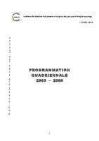 programmation-2005-2008