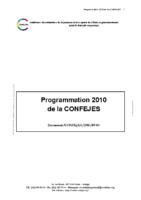 programmation-2010