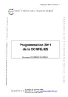 programmation-2011