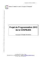 programmation-2012
