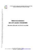 releves-de-decisions-de-la-32eme-session-ministerielle-bujumbura-23-et-24-mars-2009
