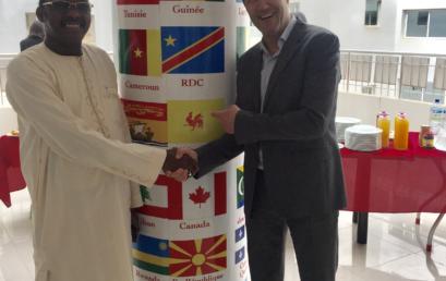 Visite du Ministre-Président de la Wallonie au siège de la CONFEJES