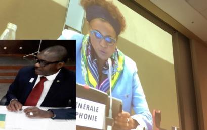 Participation du Secrétaire général de la CONFEJES à la 101ème session du Conseil Permanent de la Francophonie
