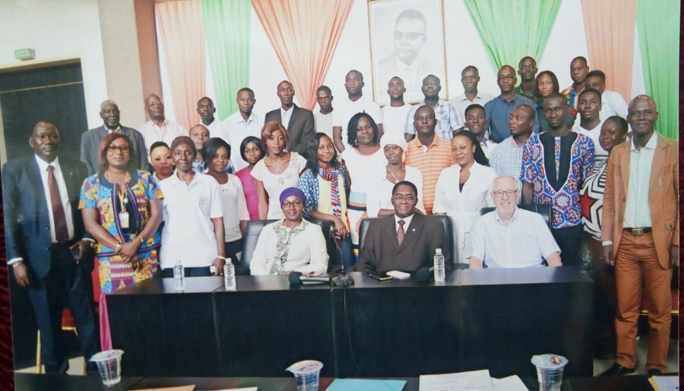 La CONFEJES organise une Session de renforcement des capacités, au profit de 100 bénévoles pour les Jeux de la Francophonie d'Abidjan 2017