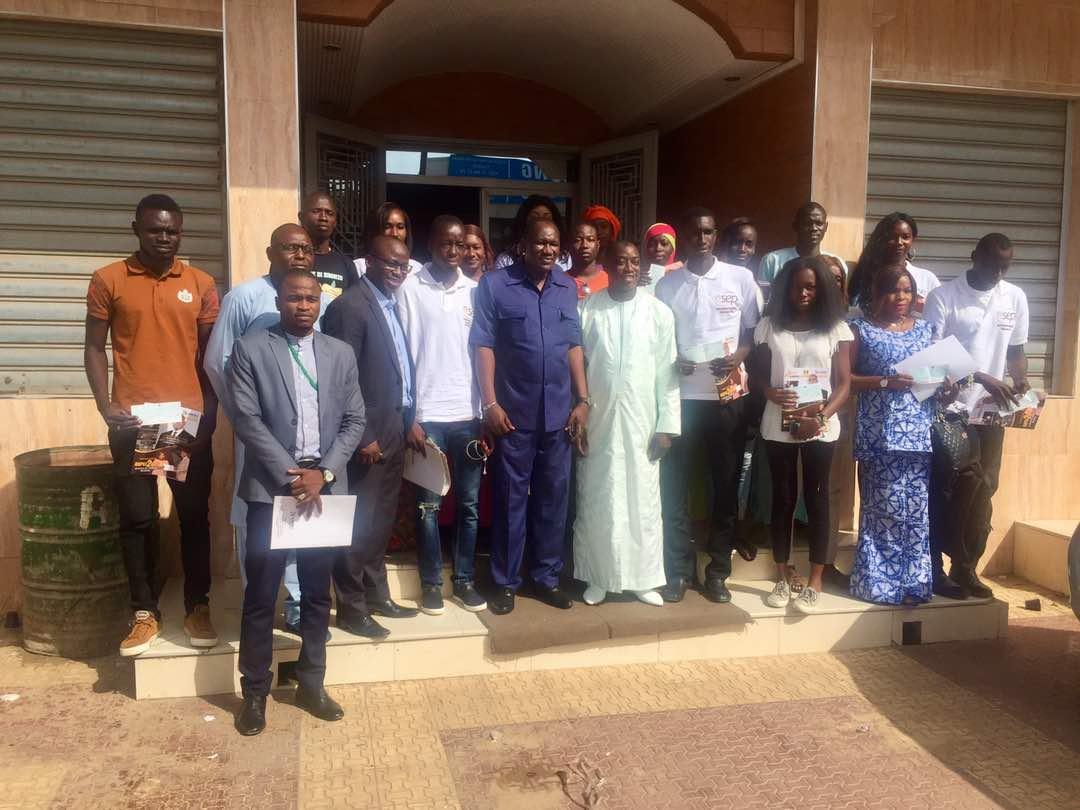 La CONFEJES renouvelle son appui à l'entrepreneuriat des jeunes au Sénégal
