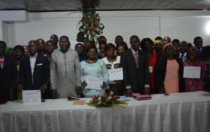 La CONFEJES renforce les capacités de gestion des Directeurs d'infrastructures de jeunesse et de sports du Cameroun.