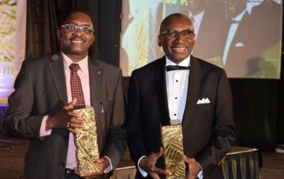 Le Secrétaire général de la CONFEJES reçoit le Prix du  « Leader de la Diaspora »